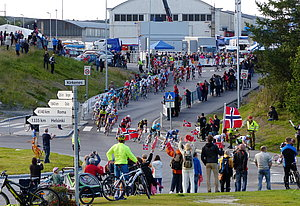 Arctic Race of Norway in Kirkenes