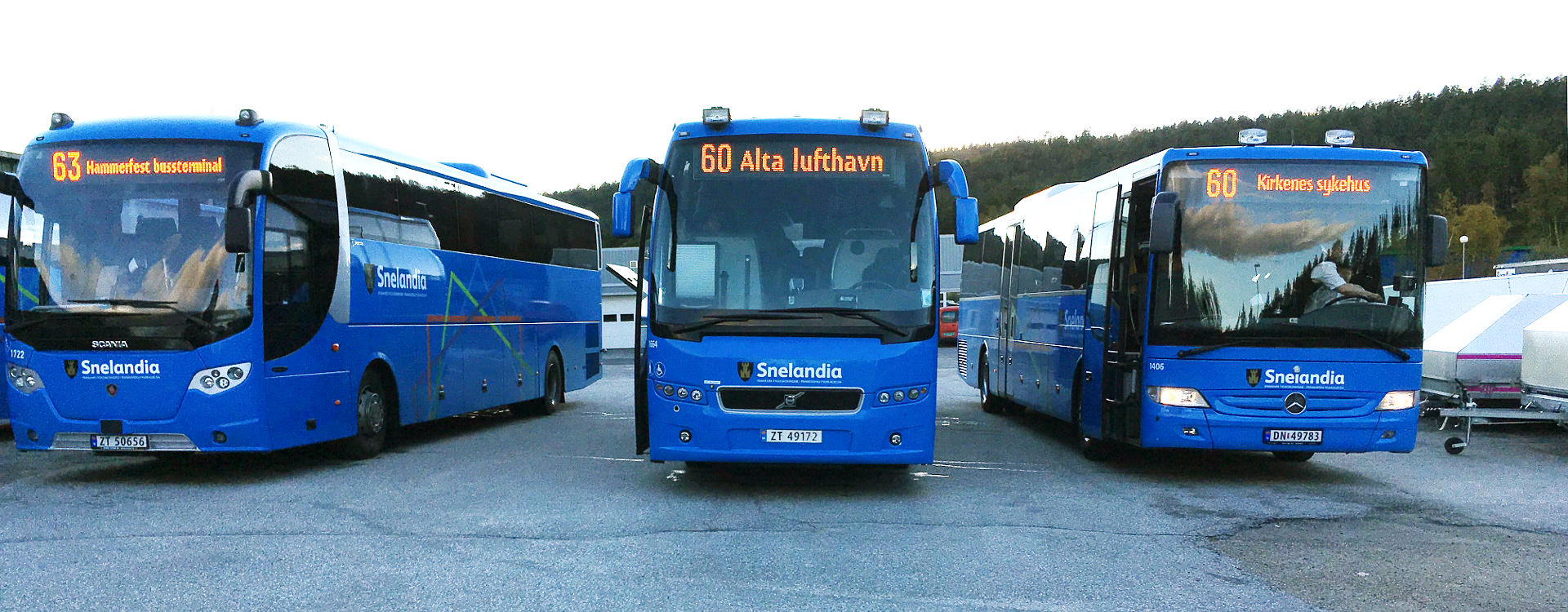 f0d8fd446dc How to get to Kirkenes by bus
